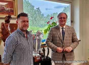 Il Canelli presenta il nuovo allenatore per la prossima stagione - http://gazzettadalba.it/