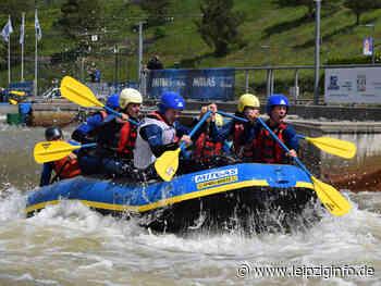 Anmeldeschluss für MITGAS Schüler-Rafting 2020 im Kanupark Markkleeberg - LEIPZIGINFO.DE