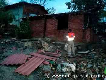 Lluvias provocan daños menores en Taxco, Tlapa y Ciudad Altamirano reporta Protección Civil - Digital Guerrero
