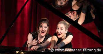 Kulturevent in Herzogenrath: Chansons der Netten Koketten - Aachener Zeitung