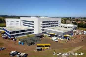 Hospital Regional dos Campos Gerais ganha mais dez leitos de UTI - Agência Estadual de Notícias do Estado do Paraná