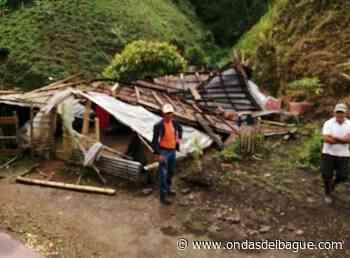 En Casabianca afectaciones por lluvias dejaron a dos familias sin vivienda - Ondas de Ibagué