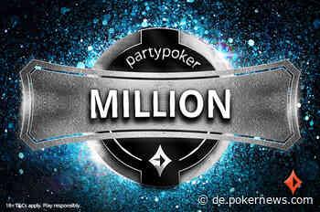 partypoker MILLION mit großen Änderungen