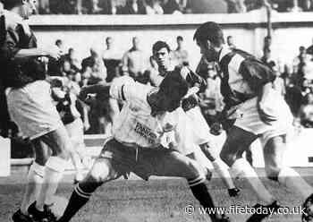 Sports Nostalgia: Raith Rovers make their Premier Division dedut in 1993. - Fife Today
