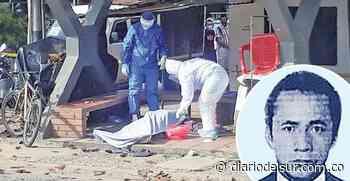 Atroz: Encontraron un cadáver en plena vía pública en Carmen de Apicalá - Diario del Sur