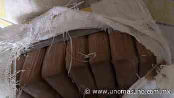 Detienen a un hombre con 647 kilos de cocaína en Huixtla, Chiapas - UnomásUno