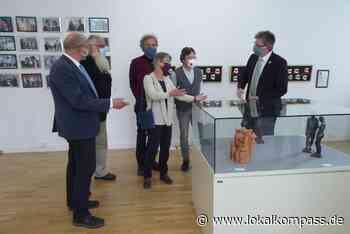 Bergkamener Delegation fuhr nach Hettstedt: Nette Begegnungen und ungewöhnliche Ausstellungen - Lokalkompass.de