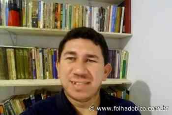XAMBIOÁ: Escritor lançará livro durante feira literária de Porto Nacional - Folha do Bico