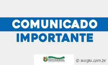 Prefeitura de Porto Nacional decreta ponto facultativo na quinta e sexta-feira - Surgiu