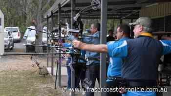 Hervey Bay Archers aiming to return this Saturday - Fraser Coast Chronicle
