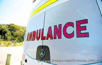 Three people assessed after crash on M'boro-Hervey Bay Rd - Fraser Coast Chronicle