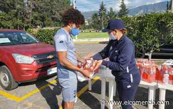 Los futbolistas de El Nacional volvieron a los entrenamientos en El Sauce - El Comercio (Ecuador)