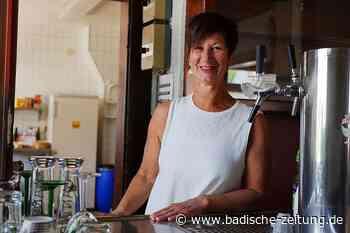 """Nach 25 Jahren hört die Wirtin des """"Rebstocks"""" in Scherzingen auf - Gastronomie - Badische Zeitung"""