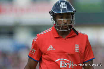 England star Carberry claims 'cricket is rife with racism' and reveals he stood up to former coach who made ra - The Sun