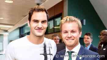 "Nico Rosberg: ""Wenn Roger Federer fünf Monate lang nicht vor Platz trainiert ..."" - Tennis World DE"