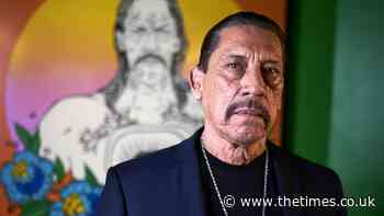 My crazy life: how Danny Trejo left his prison cell for Hollywood stardom - The Times