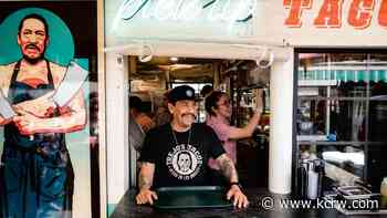 Restaurant owner Danny Trejo on why the taco is the perfect meal - KCRW