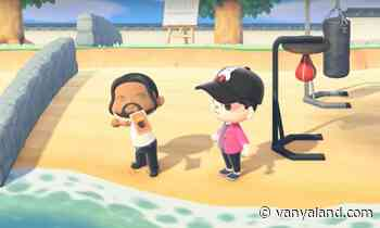 Watch Danny Trejo show off his Animal Crossing island on 'Danny's Diary' - Vanyaland