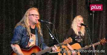 Ina Morgan und Tom Stryder rocken Michelstadt - Echo Online