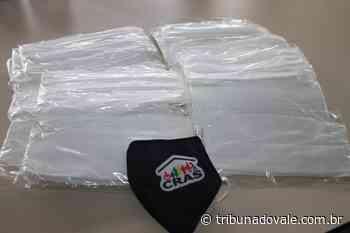 Prefeitura de Ibaiti distribui mais de 20 mil máscaras para famílias atendidas pelos projetos sociais do Município - Tribuna do Vale