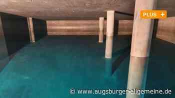 Klimawandel wirkt sich im Ries aus: Ein Hochbehälter sichert die Wasserversorgung - Augsburger Allgemeine