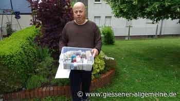 Joachim Keßler lebt mit einer Spenderniere | Buseck - Gießener Allgemeine
