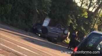 [Live] Afragola, ancora incidente brutale: si è ribaltata un'altra auto - Minformo