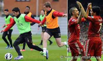 'Snapping' at Luis Suarez set Jordan Henderson on course to be a Liverpool legend, says Glen Johnson