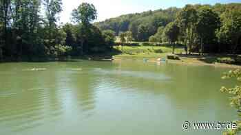 Schaurig-schön: der Frickenhäuser See bei Mellrichstadt - BR24