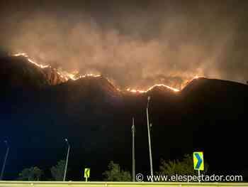 Muere joven por las quemaduras que sufrió, en incendio de Quetame (Cundinamarca) - ElEspectador.com