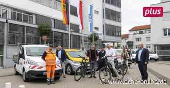 Elektrischer Fuhrpark in Riedstadt wächst - Echo Online