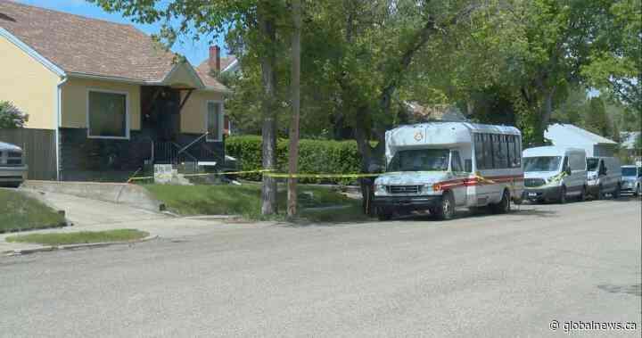 Deaths of mother, 2 kids in North Battleford ruled murder-suicide: RCMP - Globalnews.ca