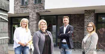 Neustart in Leeste: Drei Unternehmen beziehen nun fertiges Gebäude - WESER-KURIER