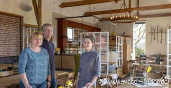 Neues Landcafé für Leeste: Familie Michalowski eröffnet Hagens Hoff - WESER-KURIER