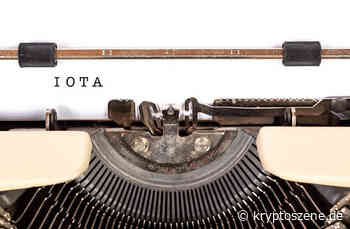 IOTA Kurs Prognose: MIOTA/USD klettert 10 Prozent - Hürde bei $0,21 könnte jetzt fallen - Kryptoszene.de - Kryptoszene.de