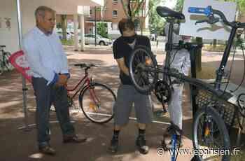 BicyclAide à la rescousse des locataires de HLM à Gennevilliers - Le Parisien