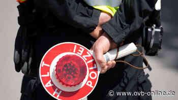 Berauscht am Steuer erwischt - Polizei stoppt gleich zwei Drogenfahrten - Oberbayerisches Volksblatt