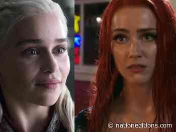 Blake Lively Or Emilia Clarke: Who Will Play Mera In Aquaman 2 - NationEditions