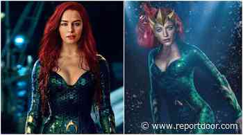 Aquaman 2: Fan Art Pits Blake Lively Against Emilia Clarke For Amber Heard's Replacement in the DC Film - Who'd Be Your Pick? Vote! - Report Door