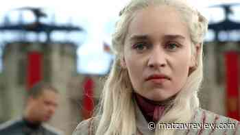 Emilia Clarke Admits That She Has Not Yet Passed The End Of The Game Of Thrones - Matzav Review