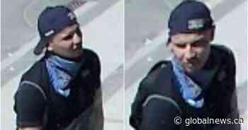 Winnipeg police release photos of male following serious assault on Selkirk Avenue - Globalnews.ca