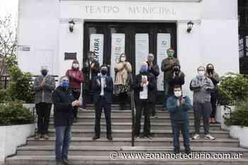 Morón celebró el 70º aniversario del Teatro Municipal Gregorio de Laferrere - Zona Norte Diario OnLine