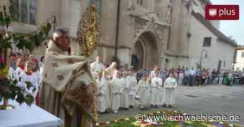 Ellwangen: Katholiken müssen auf Prozessionen verzichten - Schwäbische