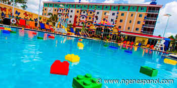 ¿Has dormido en el hotel de Legoland en Florida? - National Geographic en espanol