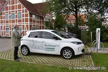 E-Carsharing: 100 Dorfstromer sind aktiv - TAGEBLATT - Lokalnachrichten aus Jork. - Tageblatt.de - Tageblatt-online