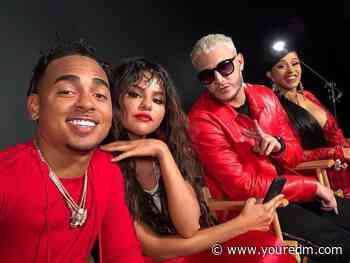 """DJ Snake's """"Taki Taki"""" w/ Selena Gomez, Cardi B & Ozuna Hits 1 Billion Plays on Spotify - Your EDM"""