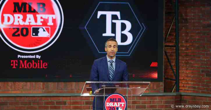 View from the Catwalks: Darby's wildly unhelpful Rays draft recap