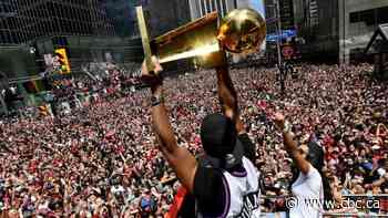 Ahead of anniversary of Raptors' championship, NBA finds itself in a whole new world
