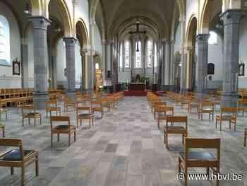 Terug misviering met beperking in kerken van Overpelt - Het Belang van Limburg
