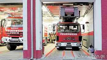 Stahnsdorf: Planung für neue Feuerwache beginnt - Potsdam-Mittelmark - Startseite - Potsdamer Neueste Nachrichten